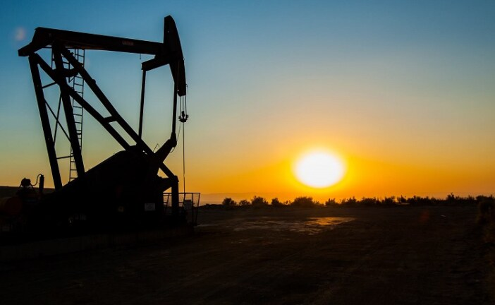 WTI at $54 near eight month high; Brent holds above $60