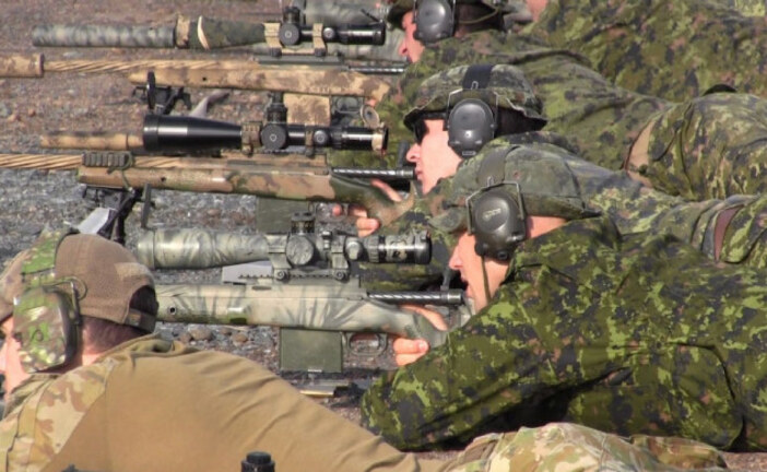 Elite snipers gather in New Brunswick to take shot at title