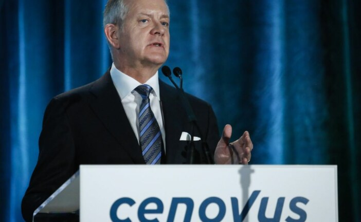 Cenovus selling southeast Alberta assets to Torxen for $1.3 billion