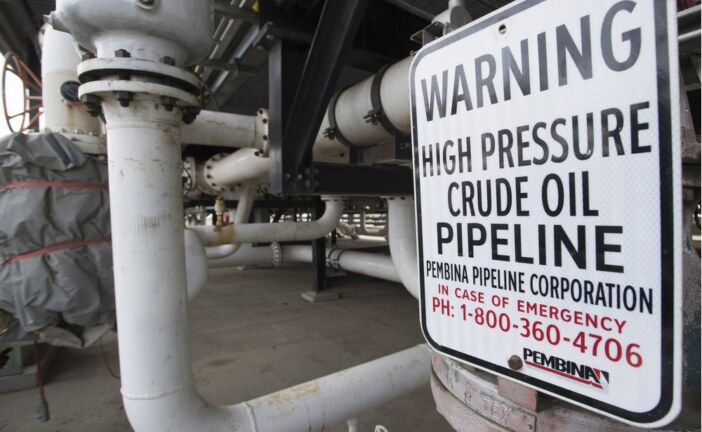 B.C. claims approval of Trans Mountain pipeline expansion 'lopsided' for Alberta