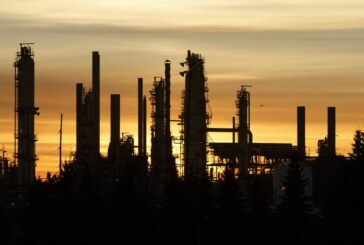 Imperial Oil reports $371M third-quarter profit, down from year ago