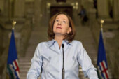 Former Alberta premier Alison Redford lands job advising Afghanistan on energy
