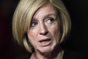 Alberta premier going on tour to stump for Trans Mountain pipeline project