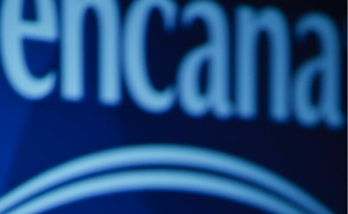 Encana reports third-quarter profit and revenue down from year ago