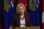 Alberta Premier Rachel Notley's pro-pipeline tour well-received in Calgary