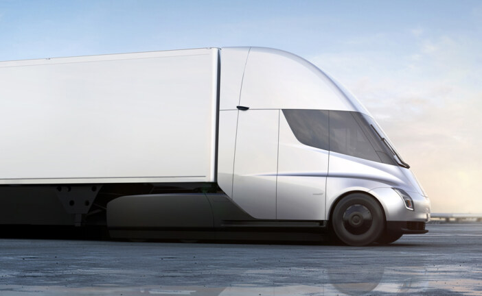 Why electric transport trucks may about to become more popular than electric passenger cars
