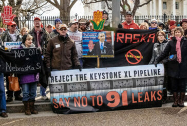 Anti-pipeline group goes back to work against Keystone XL