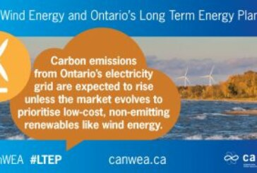 Ontario LTEP needs to address re-powering of wind facilities