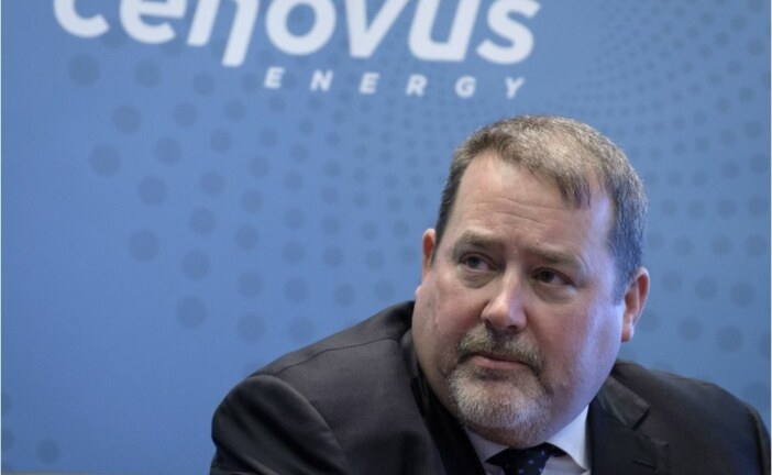 Cenovus Energy plans to cut 500 to 700 jobs in 2018