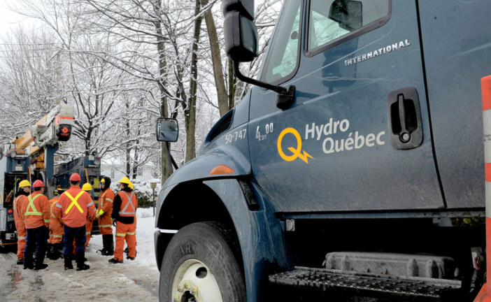 Hydro-Quebec awarded major, 20-year electricity deal from Massachusetts
