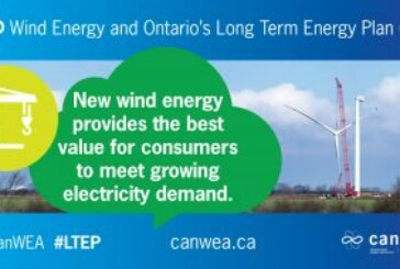 CanWEA's LTEP submission focuses on price, environment and reliability