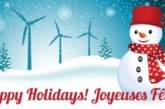 Happy holidays from the CanWEA team!