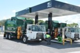 ​Waste Management celebrates 100th natural gas fuelling station