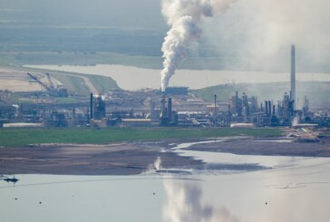 The battle over when and how to clean up oilsands tailing ponds is escalating