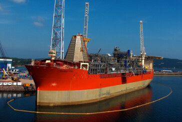 Husky shares down after offshore oil vessel suspended due to iceberg incident