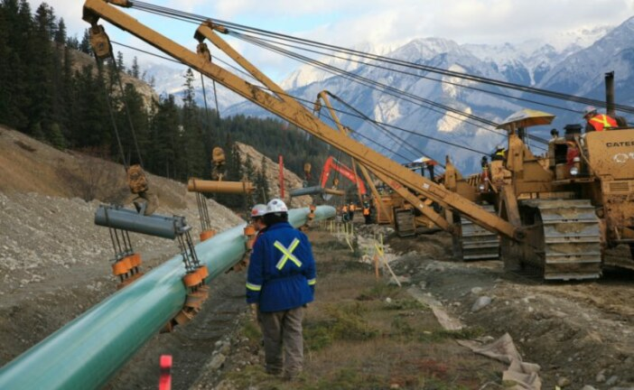National Energy Board issues new approvals for Trans Mountain pipeline