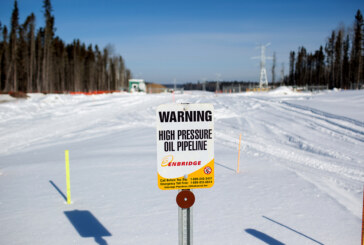 Pipeline selloff deepens as DBRS warns Enbridge subsidiary's credit rating could 'significantly weaken'
