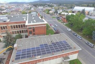 New Solar Now installation underway with Ktunaxa Nation