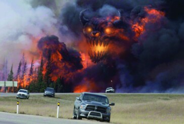 In the shadow of the Beast: Two years after the catastrophic fire, Fort McMurray's scars still run deep