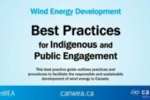 CanWEA's Best Practices for Indigenous and Public Engagement