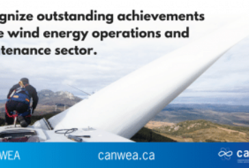 Recognize outstanding achievements in the wind energy operations and maintenance sector – nominate Canada's best companies!
