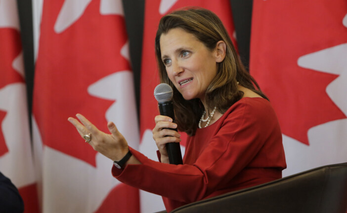 NAFTA energy clause draws criticism from Canadian voices on the right and left
