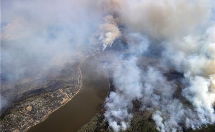Alberta wildfires to trim 1.25 per cent off Q2 growth
