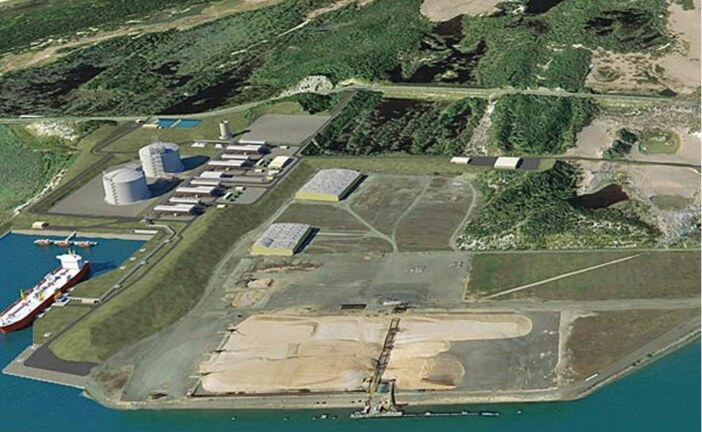 Veresen re-applies to build $10 billion Jordan Cove LNG project in Oregon
