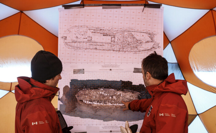 HMS Erebus wreck to unlock secrets of Franklin's Arctic expedition