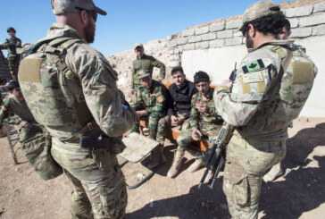 Canadian special forces leave Mosul as they prepare for new battle in Iraq