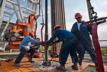Oil's at US$50 and that's a signal to U.S. shale producers to fire up their rigs