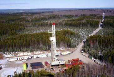 Canada Weekly Rig Down 10 to 202 for Week Ending October 20, 2017