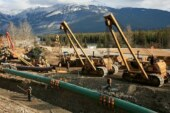 Kinder Morgan pulls request for fish mats on Trans Mountain pipeline expansion