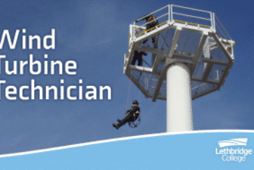 Wind Turbine Technician Program graduates ready to work in Alberta