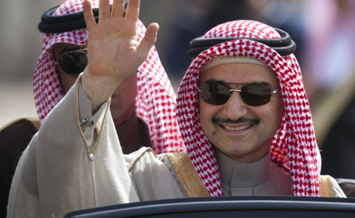 Turns out shaking down Saudi princes is harder than you think