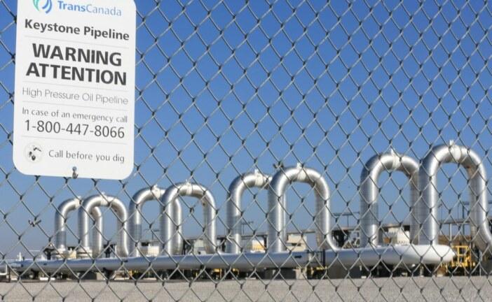 'Chock full': Enbridge warns its pipelines near maximum capacity as Canadian oil prices crash