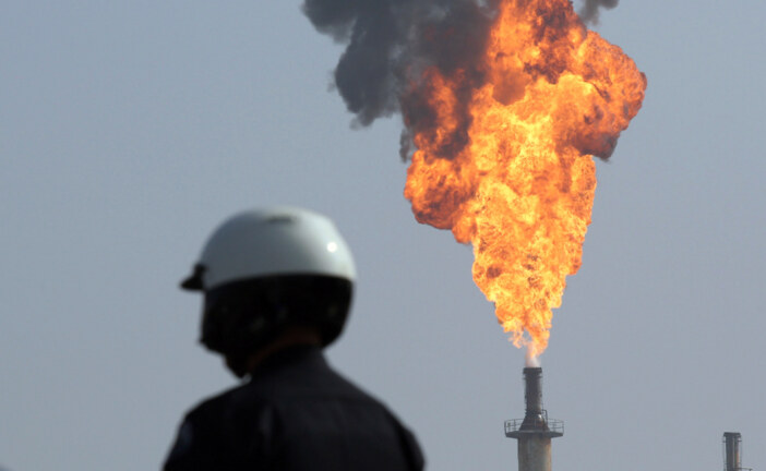 Oil storms past $60 for first time in two years — yup, disruption is back