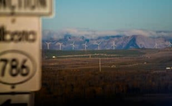 Wind energy is not a risky business for Alberta