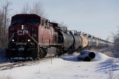 CP Rail seeks 'skin in the game' from shippers to increase bitumen transport