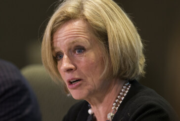 Notley takes off gloves in pipeline civil war with B.C.