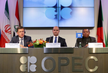 OPEC, Russia see oil glut ending faster than expected