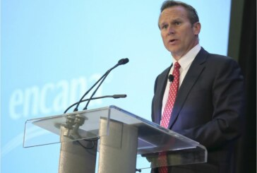 Encana Corp. reports fourth-quarter loss, revenue up from year ago