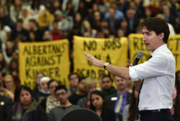 There's no punch to Trudeau's pipeline pledge. He needs to put the gloves on