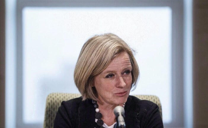 Burnaby appeal to Supreme Court over Trans Mountain pipeline 'showboating,' Rachel Notley says