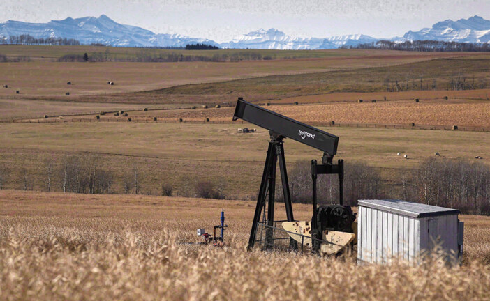 Oil firm shutting down, walking away from thousands of untended Alberta wells