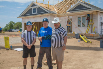 How Doug Tarry Jr. found his calling building homes that give back to the community