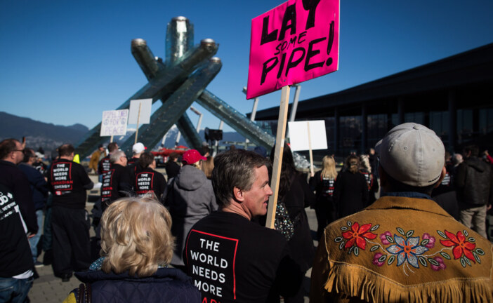"""Trans Mountain now faces """"unquantifiable risk,"""" Kinder Morgan says"""