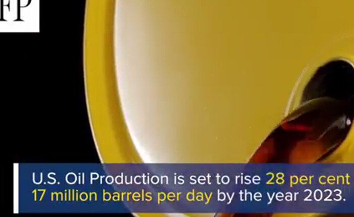 Is shale oil going to crush the oilsands?