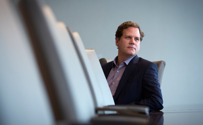 Crescent Point's CEO Scott Saxberg leaves company as oil producer looks to turn business around