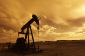 Oil strong as U.S. decision on Iran sanctions looms